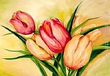 Natural Beauty Tulips II